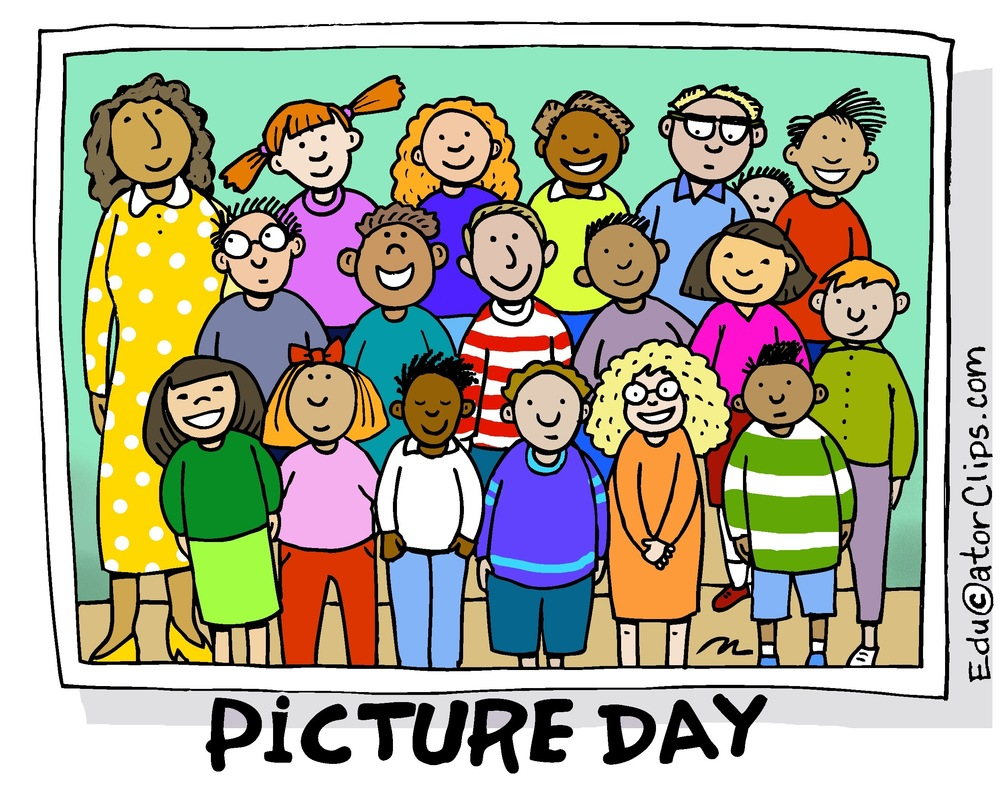 Westlawn Elementary Picture Day is Oct.20th!!